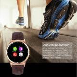 Relógio esperto impermeável Nano de Bluetooth com sistema Mtk2502 (L5)