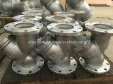 """鋳造物鋼鉄150lb/Pn16/JIS10k 2 """" Yのこし器(GL41H-150LB-2)"""