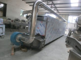 Continuous Tunnel Food Thorning Equipment