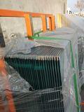 Alta calidad piscina Valla templado paneles de vidrio con el certificado CE