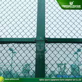 Schermen van het Netwerk van de Draad van het Staal van de sport Hof het Gegalvaniseerde (sf-1000)