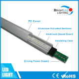 UL Approved 18W Milk White SMD2835 1200mm T8 DEL Tube