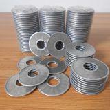 中国の工場ステンレス鋼ミクロンスクリーンフィルターディスク