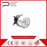 Alto motor 2W del engranaje de la C.C. del cepillo de las energías bajas de la torque