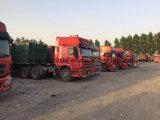 Sinotruck Rhd usato HOWO LHD 6/4 8/4 di trattore Utruck del deposito