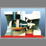 Feito gerador de turbina da potência da turbina tubular bulbosa de China no hidro