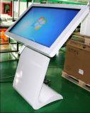 32/42inch tacto todo en una PC con el vector del pie, jugador de multimedia, jugador del anuncio