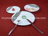 Jogos quentes dos utensílios de mesa/louça da porcelana da venda para o restaurante