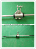 폴란드 Tower에 ADSS Optical Cables를 위한 Rods 강화