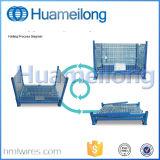 Hochleistungsschuppen-industrielles faltendes Stahlgestell