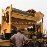 Trennzeichen des Gold400tph, Goldwaschender Trommel-Bildschirm-Export nach Madagaskar