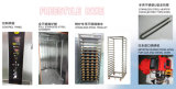 Forno rotativo del gas dei 64 cassetti da vendere Jm-64q