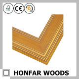 Blocco per grafici di legno della foto dell'oro domestico della decorazione
