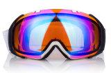 Spitzengroßhandels-UV400 Sicherheitsglas-Snowboarding-Schutzbrillen