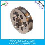 Non стандартный подгонянный CNC металлический лист разделяет части листа CNC подвергая механической обработке