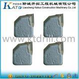 Estabilização de solo da soldadura de HDD que sulca os dentes lisos Wear-Resistant Rt1 Rt2