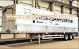 Heißer Verkauf! 13 - 14.6M Aluminiumflügel geöffneter Van Trailer