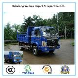 De hete Vrachtwagen van de Stortplaats van Saling 8t Foton Forland 4X2, de Vrachtwagen van de Kipper