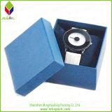 Joyería del papel de cartón de embalaje caja de reloj promocional