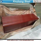 G550 Az150は屋根ふきシートのGalvalumeの鋼鉄コイルを冷間圧延した