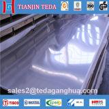 Plaque d'acier inoxydable DIN 1.4841