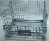 Jaula galvanizada alta calidad del acoplamiento de alambre/jaula del almacenaje