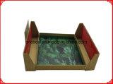 Caja de embalaje del regalo del papel de la Navidad de la impresión de Jy-GB03 4c