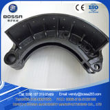Iron Casting Brake Shoe Oil Type for Nissan Truck