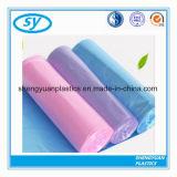 熱い販売のロールの習慣によって印刷される多彩なプラスチックごみ袋