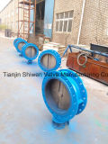 Double Flanged Connection Concentric Butterfly Valve with This ISO Approve