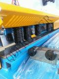 Machine de tonte hydraulique de feuillard de commande numérique par ordinateur de la CE (QC12Y)