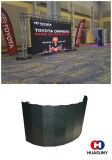 Tenda flessibile Huasun Galaxias-3 dell'affitto P3 LED
