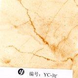 Пленка печати Aqua мрамора вены золота ширины Yingcai 1m