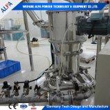 유기 안료 2um까지 가는 선반 또는 제트기 선반 시스템 고움