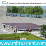 4ftx8ft ou 4ftx4ft Alumínio Frame Outdoor Events Celebration Stage