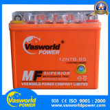 batteria del motociclo 12V7ah per il tipo del gel da potere di Vasworld