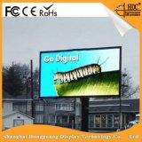 Alta luminosità che fa pubblicità alla visualizzazione esterna della parete dello schermo P6 LED