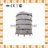 Torre giratória pequena do secador da torre de secagem para a alimentação da pelota