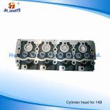 トヨタ14b 11101-58041 111101-58040のためのエンジン部分のシリンダーヘッド