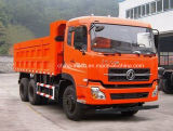 最も安い\最も低くDongfeng/Dfm/DFAC Dalisheng 6X4 350HPの重い貨物自動車のダンプトラックのダンプトラック