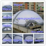 Inflável Party Wedding Publicidade Evento Dome Exhibition Marquee Giant Cube Tent (MIC-607)