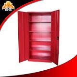 Cabinet de dossier en acier de bureau de 2 portes
