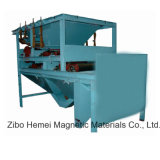 Tlt3g Seriseの乾燥した1ドラムおよび3ローラーの磁気分離器は10%-30%によって鉱石の等級を改良する