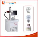Marcatura del laser delle fibre ottiche del LED e macchina per incidere
