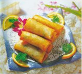 Mola Flat-Shaped Rolls do vegetal 25g/Piece
