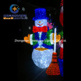 Boneco de neve Light de Holiday do Natal com CE RoHS