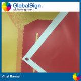 Doppeltes versah Digital gedrucktes Bekanntmachen kundenspezifisch anfertigen Vinylfahne mit Seiten