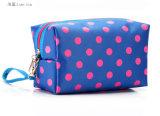 Sacos cosméticos de venda novos do poliéster da boa qualidade 230d para a venda por atacado no estoque