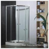 Freier Raum/Frameless Dusche/Bad-/Badezimmer-Tür gemildert worden/Hartglas