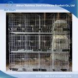 O Aviary & os Hutches galvanizados Quente-Mergulhados soldaram o engranzamento de fio